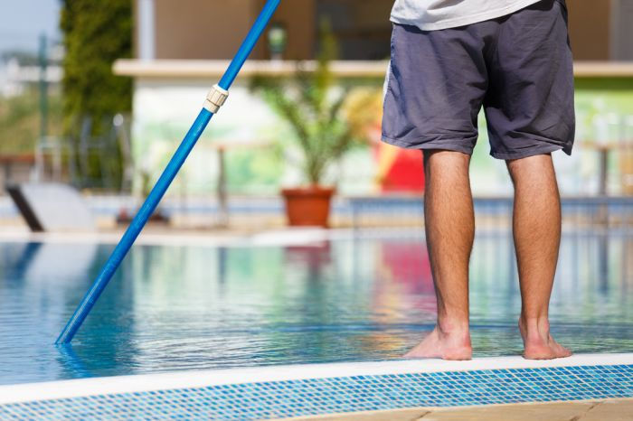 Swimming Pool Maintenance Gold Coast by Pool Broker